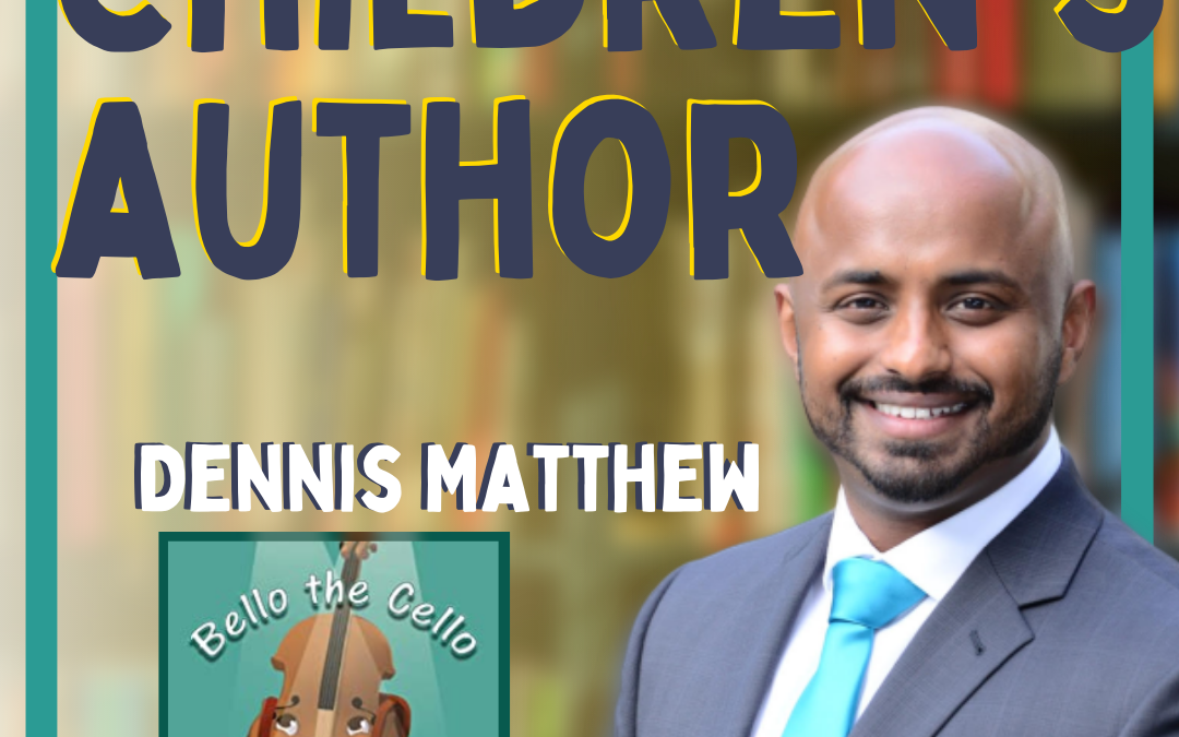Becoming a Full Time Writer with Dennis Mathew [Ep. 50 of The Writer's Way Podcast]